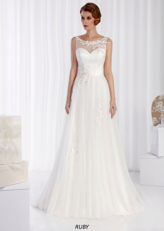 ceaa44cb7464 Svatební šaty Jarice Belgium