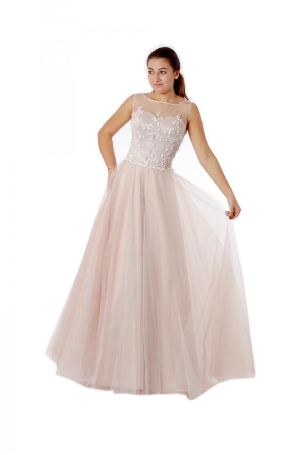 8a25c3a50af Společenské šaty Natali č.171    Ambiente mode