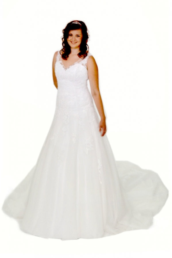 Svatební šaty Bella Paris č.11    Ambiente mode 9284e05f79