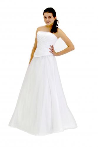56c408729a11 Svatební šaty - Just for you č.33